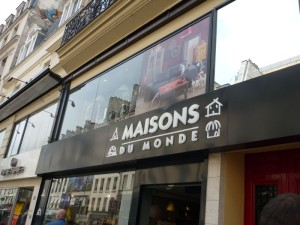 Maisons du Monde in Paris